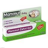 Mammut Baby Zahni Gel bei den ersten Z�hnchen, 10 ml