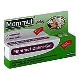 Mammut Baby Zahni Gel bei den ersten Zähnchen, 10 ml