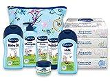 Bübchen Babypflege-Starterset 7-Teiliges Pflegeset Für Neugeborene Mit Praktischer Tasche, 1er Pack (7 Produkte)