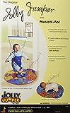 Original Jolly Jumper Baby-Trainingsgerät mit Musikmatte