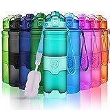 ZORRI Sport Wasserflasche-Trinkflasche Bpa Frei Sportflasche, Minzgrün, Gr.- 700ml-24oz