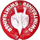 Freds Swim Academy 10102 - Schwimmtrainer Classic, 3 Monate bis ca. 4 Jahre, rot