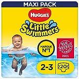 Huggies Little Swimmers Schwimmwindeln, Gr.2/3(3 - 8kg), 1Packung mit 20Stück