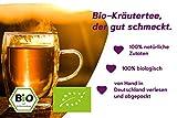 BabyZauber Klapperstorchtee BIO-Kräutertee mit Frauenmantelkraut für Frauen mit Kinderwunsch, 75 g lose Blätter