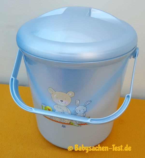 Rotho Babydesign: Bella Bambina (Beste Freunde) Windeleimer im Test