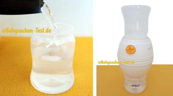 Cool Twister Flaschenkühler im Test
