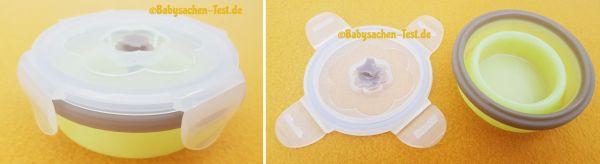 Babynahrung Frischhaltedosen Test & Vergleich