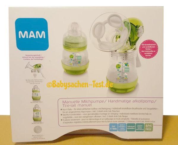 Handmilchpumpe Test Vergleich