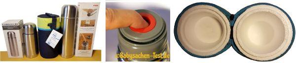 Isolierflasche Test Vergleich