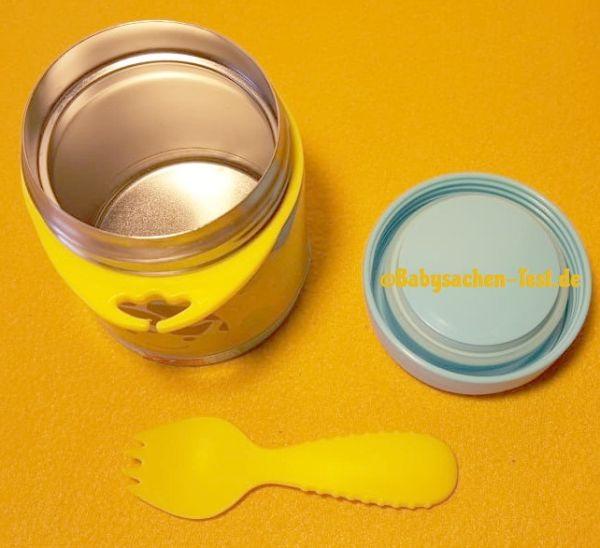 Thermobehälter Test & Vergleich mit Babynahrung & Babybrei