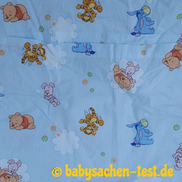 100/% Baumwolle 35x40 cm Safari Made in Germany Babybettw/äsche 80x80