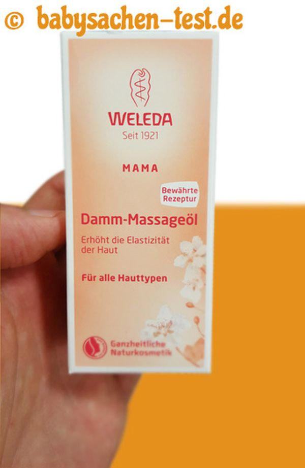 Damm Massageöl Test